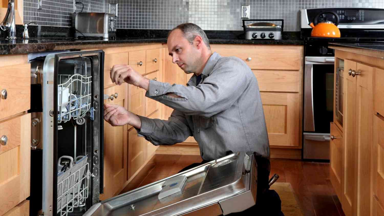 Ремонт посудомоечной машины miele своими руками6
